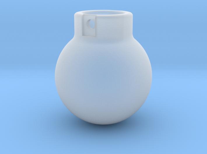 1-50 - 500KG- Wrecking Ball - Ball Shape 3d printed