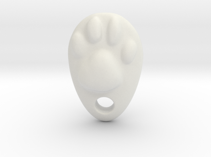 Cat Hand A1 3d printed