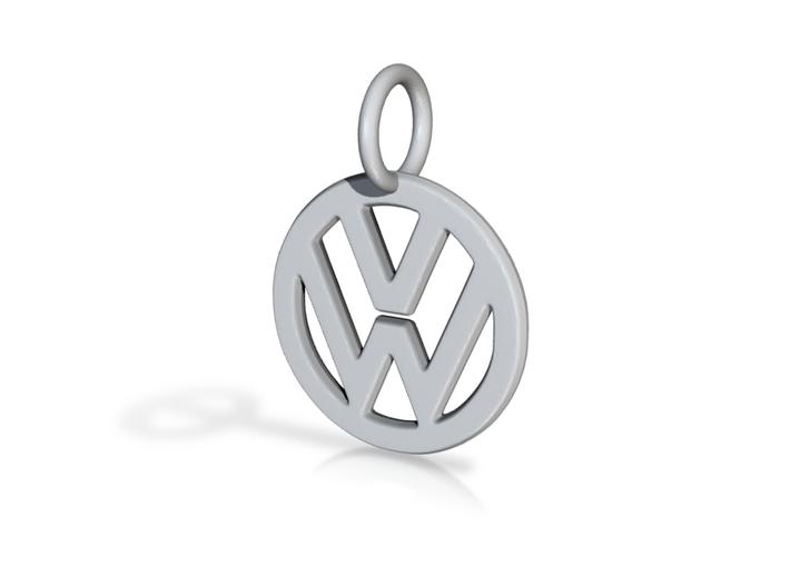 VOLKSWAGEN Logo Pendant 3d printed
