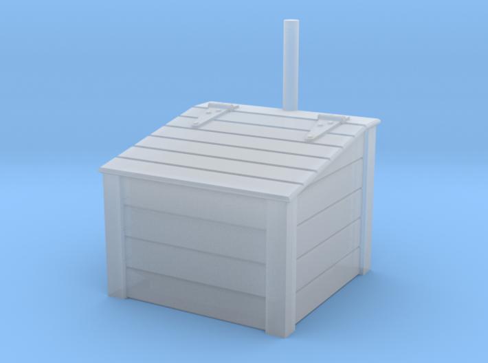 Sand box 3d printed