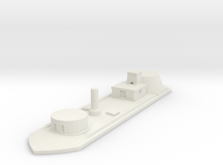 USS Osage 1/600 3d printed