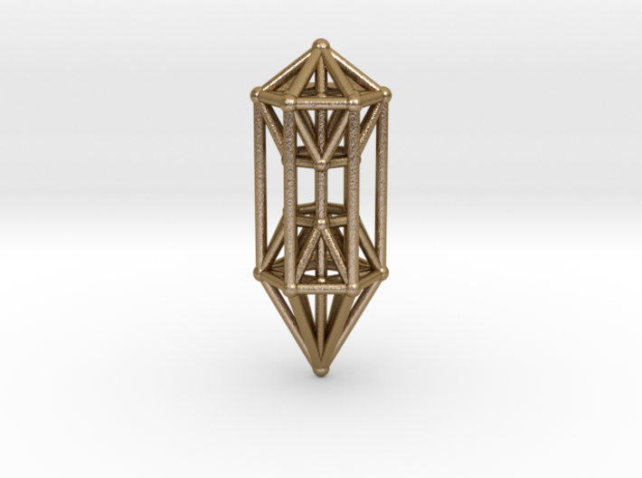 Phi Vogel Crystal Healingstick 3d printed