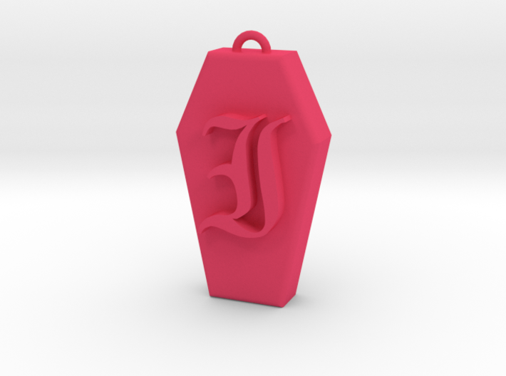 Every Time I Die (coffin) 3d printed