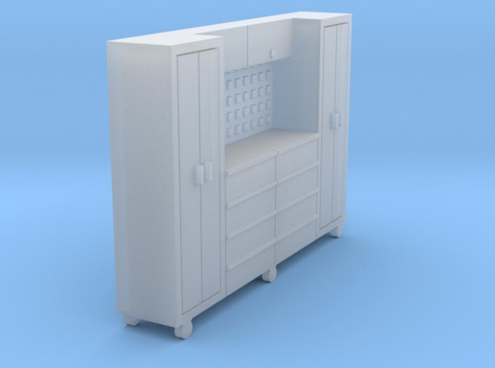 1/64 Toolbox 3 3d printed