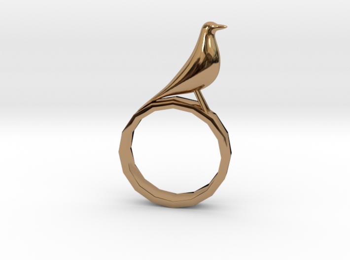 Ringmärkt 3d printed