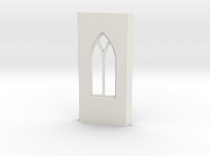 shkr011 - Teil 11 Seitenwand mit Fenster 3d printed