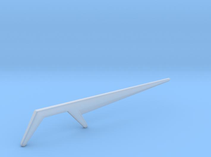 Blackstar Sword 3d printed