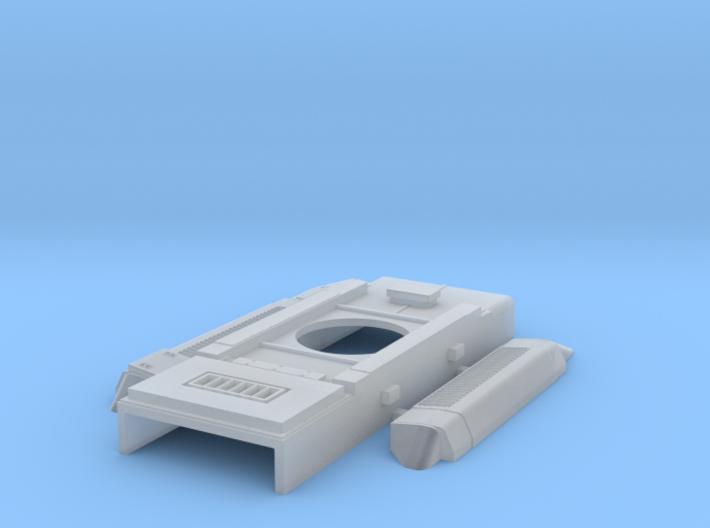 GP59/GP60 Dynamic Hatch Phase 1 3d printed