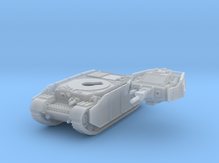1/144 Turan II+solid sideskirts 3d printed