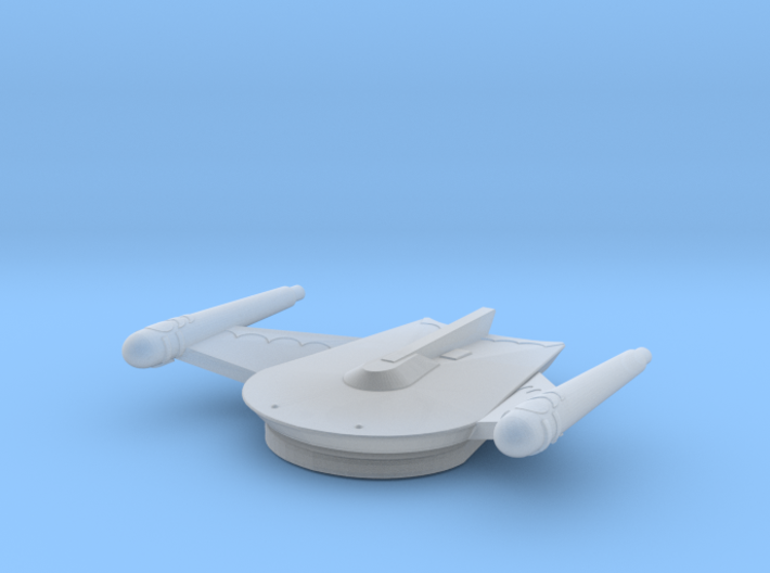 3788 Scale Romulan Freight Eagle MGL 3d printed