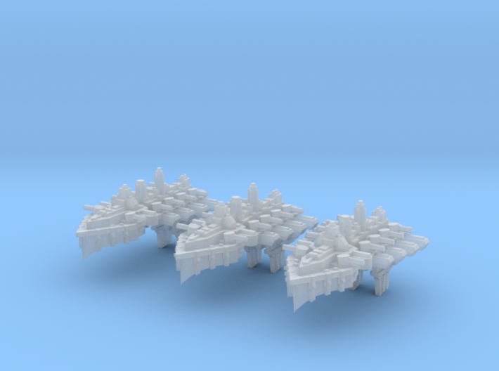Aniconist Destroyers (3) 3d printed