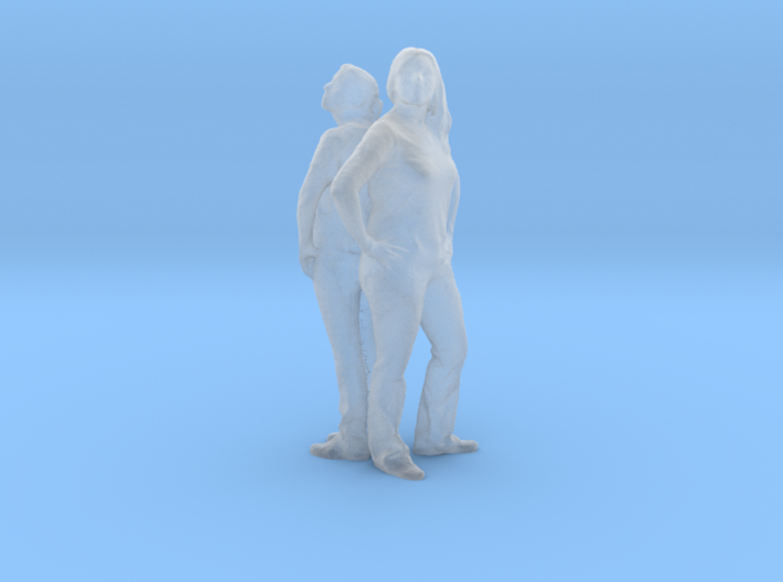 Printle C Couple 004 - 1/87 - wob 3d printed