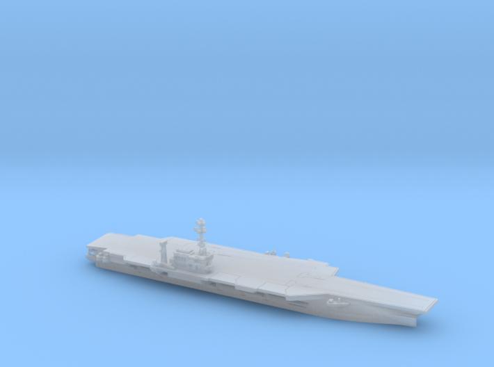 1/3000 Scale USS Kitty Hawk CV-63 3d printed