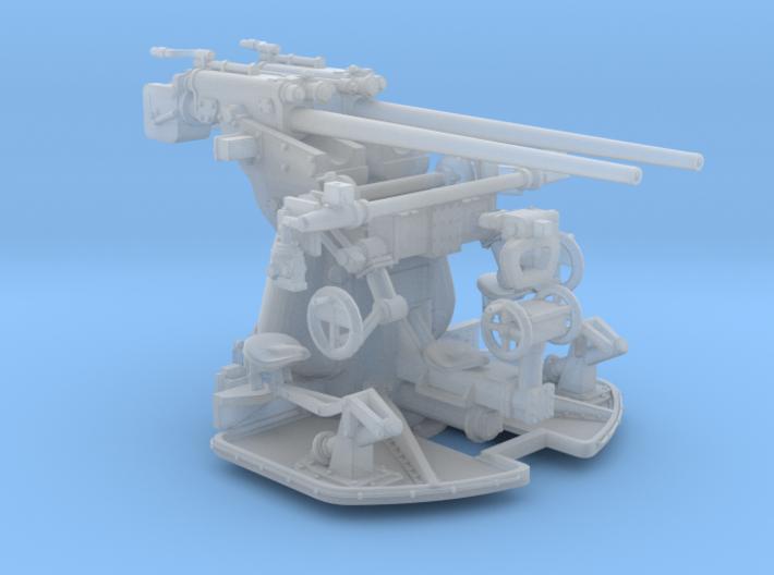 1/48 DKM 3.7cm 83 Twin Gun Mounting 3d printed
