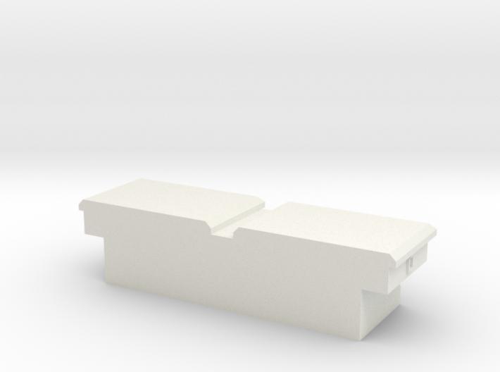 1/64 cross bed gull wing tool box 3d printed
