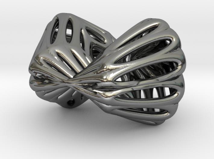 Klein Chopstick Rest (002) 3d printed