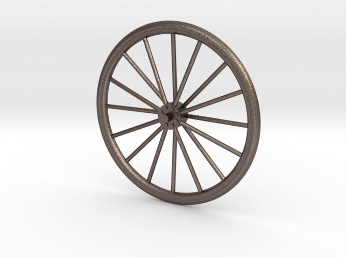 bicycle wheel spinner component 3d printed