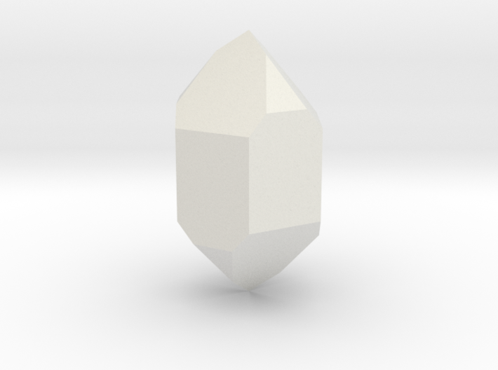Quartz, 25 mm 3d printed