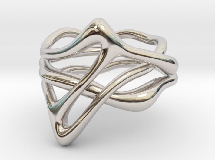 Euterpe ring 3d printed