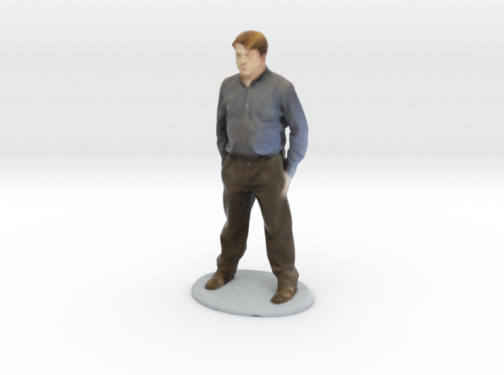 James Abbey 3d printed