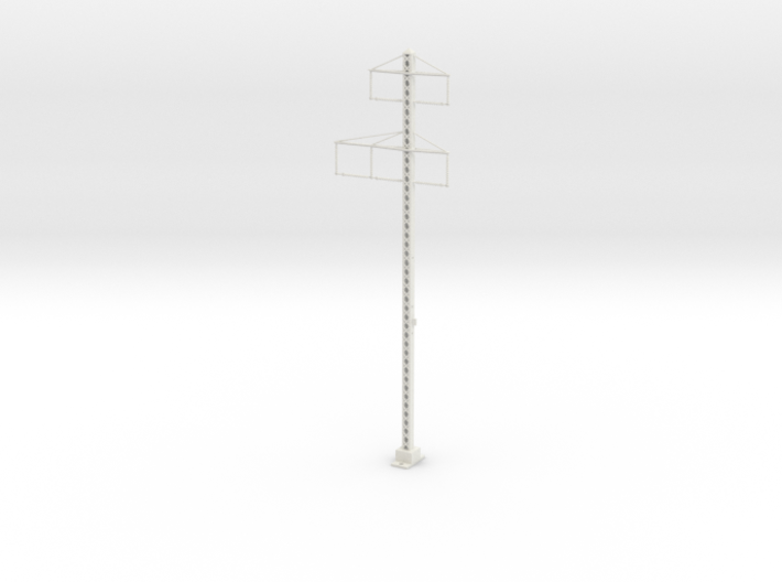 PRR LATICE POLE 2-3 phase Metal 3d printed