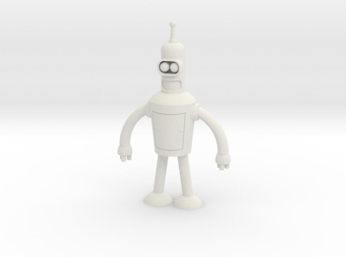 Bender Robot 3d printed