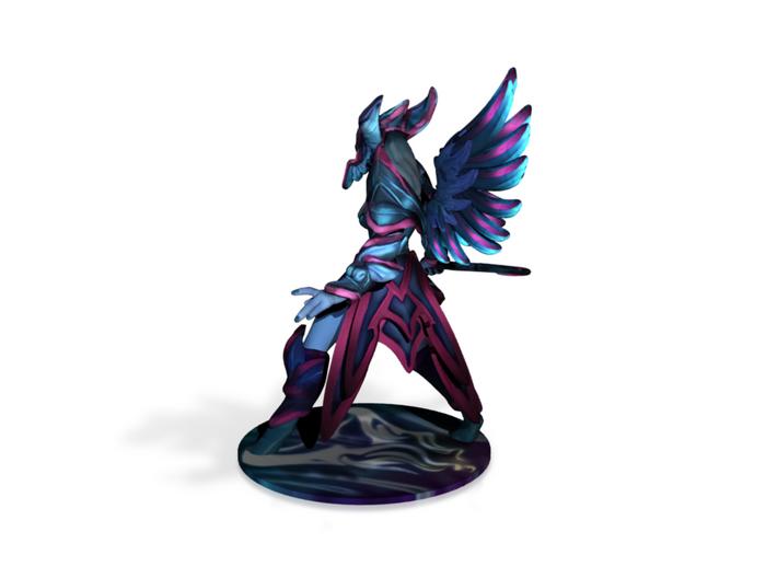 "Vengeful spirit 7.2"" (Fallen Princess set) 3d printed"
