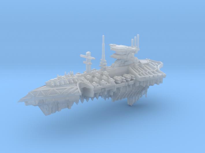 Slaughterer Cruiser 3d printed