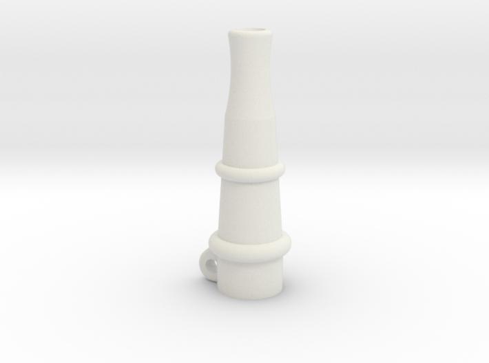 Hookah mouthpiece 3d printed