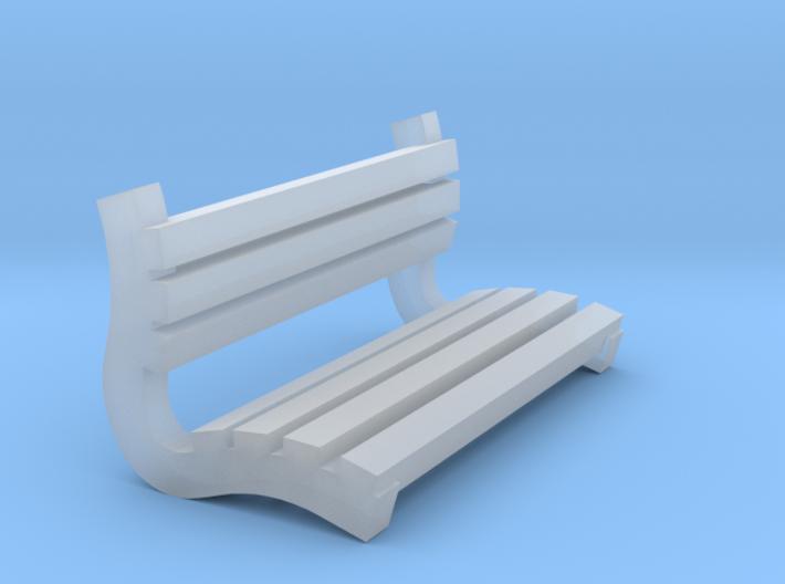 DSB Bench 1:160 3d printed