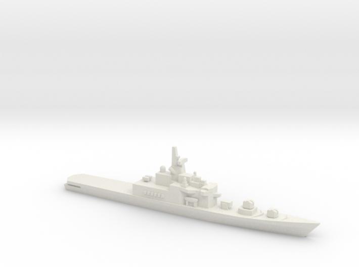 Haruna-class DDH (FRAM), 1/2400 3d printed