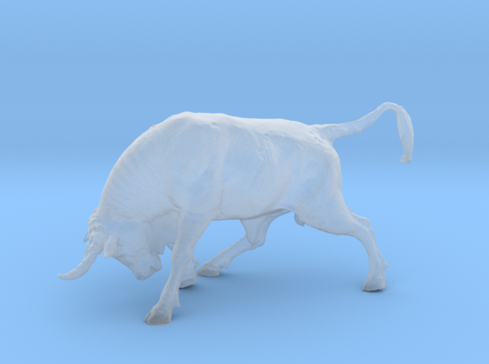 Printle Thing Bull - 1/120 3d printed