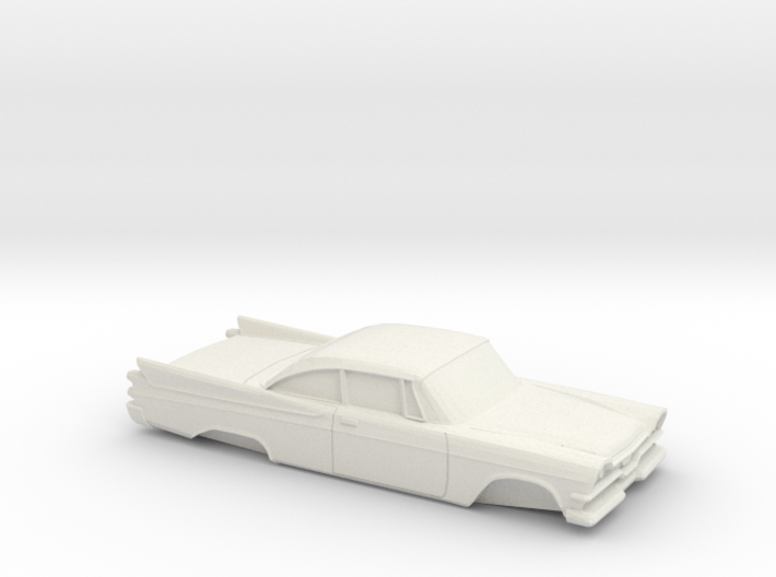 1/32 Dodge Royal Coupe 3d printed