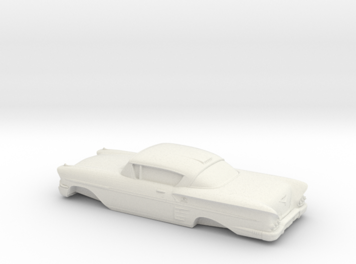 1/32 1958 Chevrolet Impala Coupe 3d printed