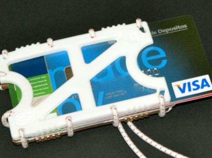 Card Wallet - Exclusivity 3d printed ABS Exclusivity