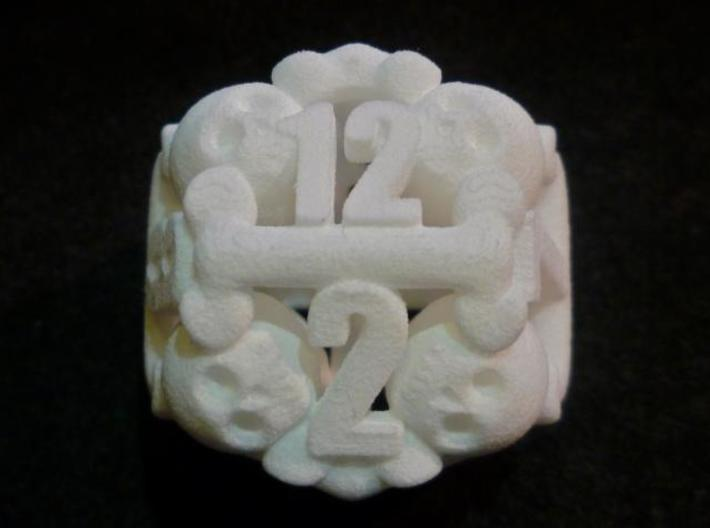 Ossuary d12 3d printed snap10