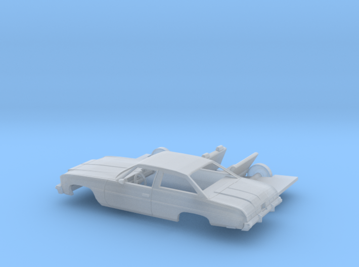 1/160 1976 Chevrolet Impala Coupe Kit 3d printed