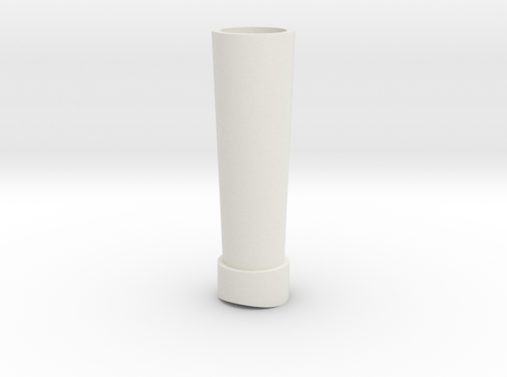 BMA-009 MRR Forney Chimney 3d printed