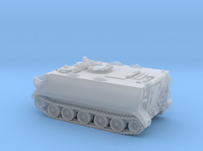 M-113-Ambulance-Z-proto-01 3d printed