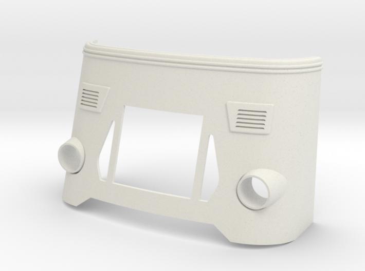 DAF-front-zonder-wielkast 3d printed