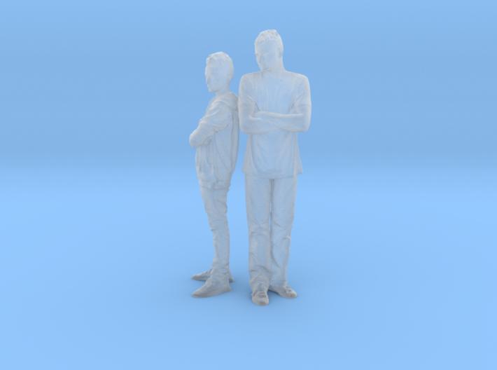 Printle C Couple 060 - 1/72 - wob 3d printed