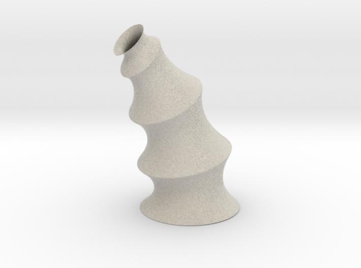 Vase 1328O 3d printed