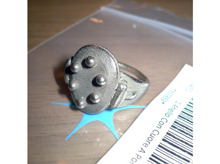 Anello Mediceo 21mm 3d printed