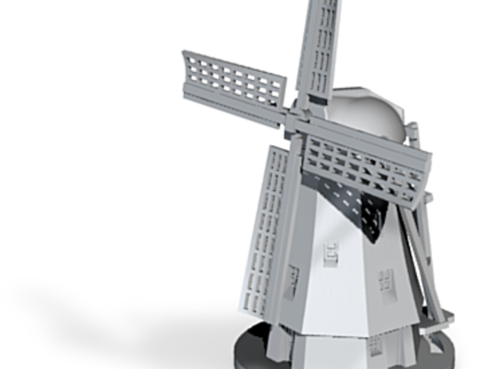 Dutch Windmill 3d printed