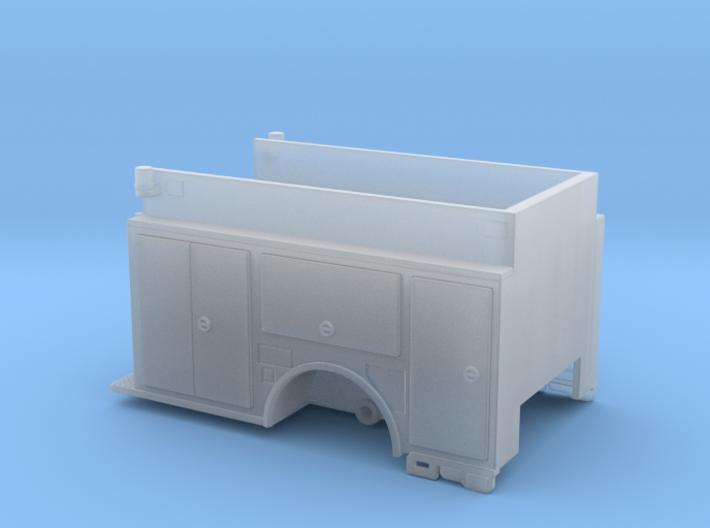 1/160 KME pumper body #1 3d printed