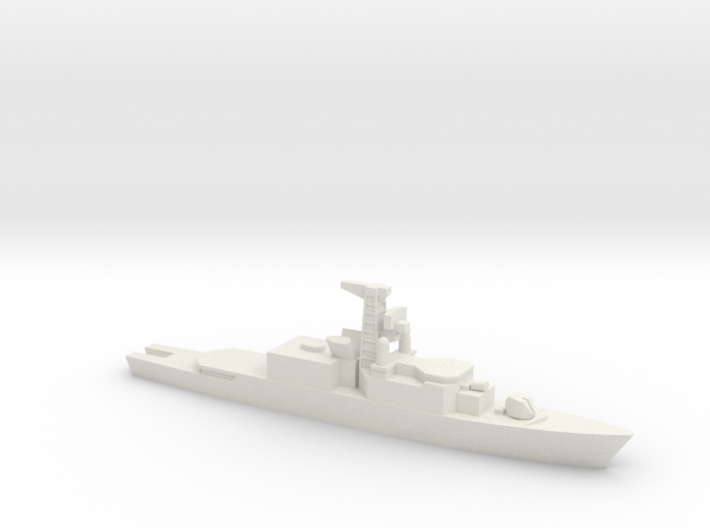 Iroquois-class destroyer (1972), 1/1800 3d printed