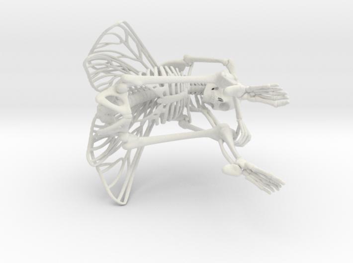 Fairy Skeleton 3d printed