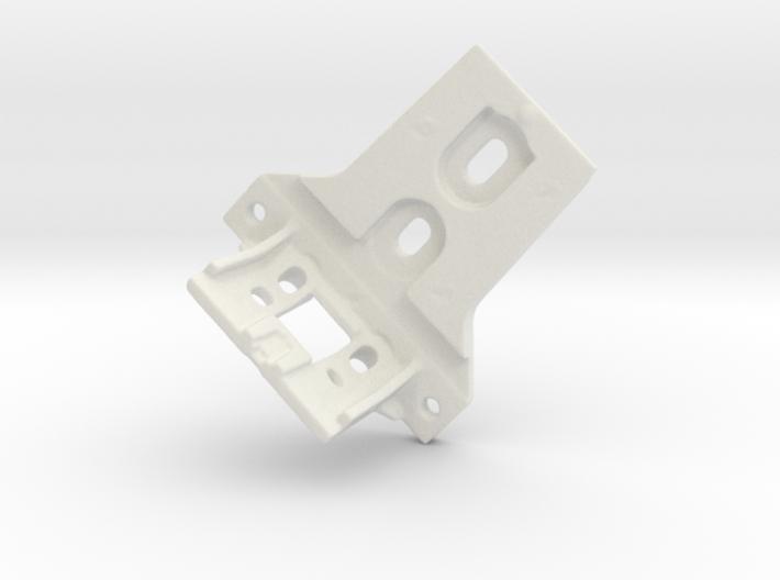 Shade Bracket 316 B 3d printed