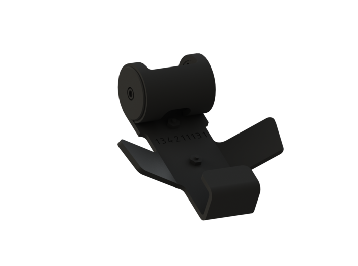 NSEAS NVG SHROUD TYPE 12 MOUNT 3d printed