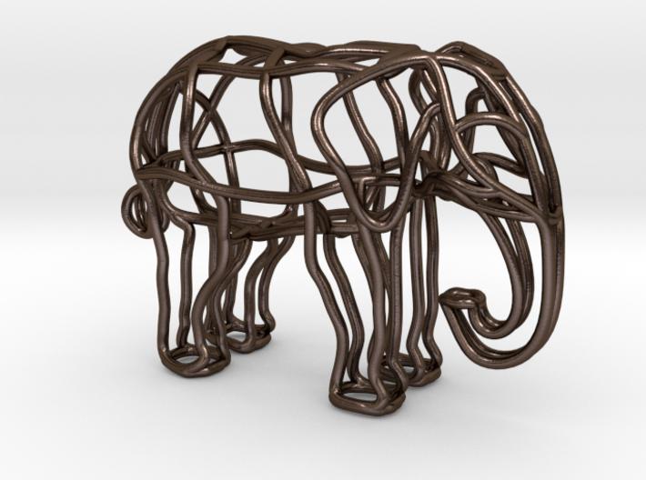 Elephant1 3d printed